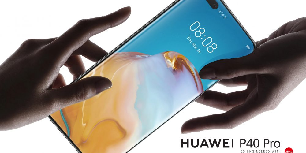 Huawei P40 a rate con TIM