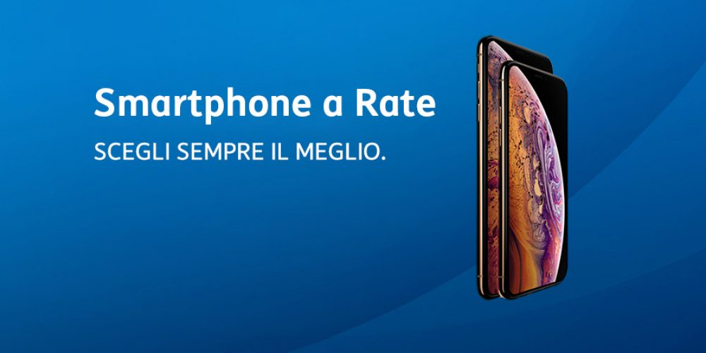 Smartphone a Rate con TIM
