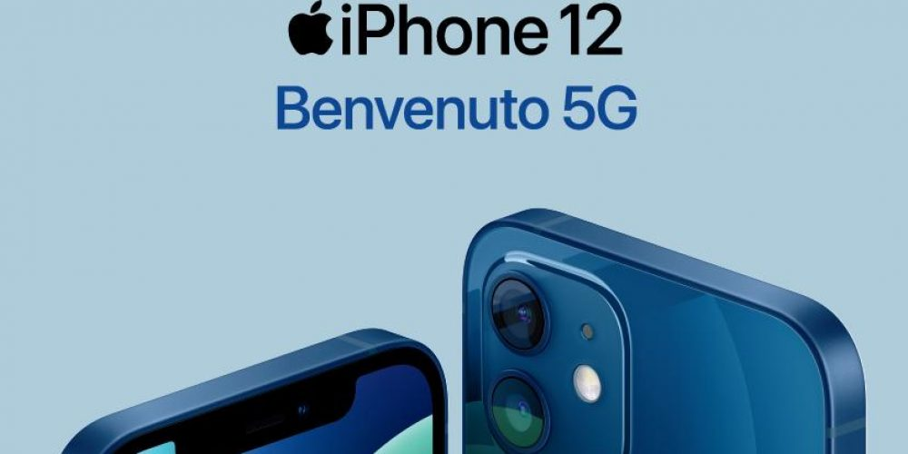 Apple iPhone 12 a rate con TIM